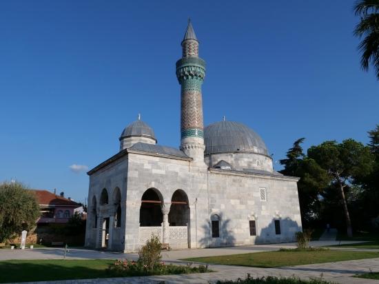 30 La Mosquée verte d'Iznik _04.JPG