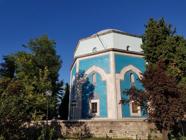 h) La mosquée verte -Yeşil - 17.jpg