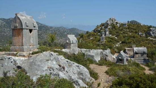 d) Les tombes lyciennes de Kaleucagiz 06.JPG